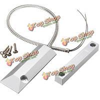 Сплав цинка окно гараж безопасность / двери качению ворота магнит сигнализации геркон