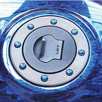 Алюминиевая заглушка Pro-Bolt M5 в отверстие болта, синяя