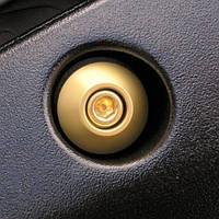 Алюминиевая коническая шайба Pro-Bolt 25mm, использ. с LPB6, золотая