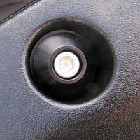 Алюминиевая коническая шайба Pro-Bolt 25mm, использ. с LPB6, черная
