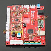 USB чпу 4 оси плате контроллера драйвер шагового двигателя лазера доски для поделок лазерного гравера