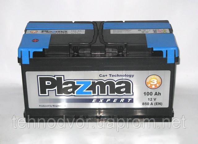 Аккумулятор Plazma Expert 6СТ-100