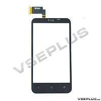 Тачскрин (сенсор) HTC T328d Desire VC, черный