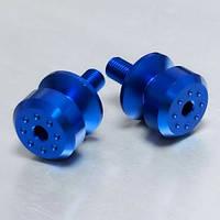 Алюминиевые втулки в маятник Pro-Bolt M10 x 1,25mm(пара), синие