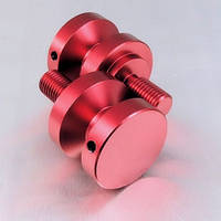 Алюминиевые втулки в маятник Pro-Bolt M10 x 1,25mm(пара), красные