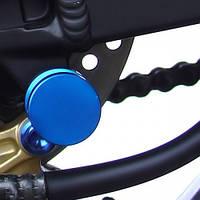 Алюминиевые втулки в маятник Pro-Bolt M8 (пара), синие