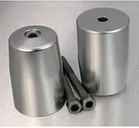 Алюминиевые наконечники руля Pro-Bolt на Aprilia 20 (пара), серебр.
