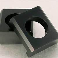 Алюминиевый блок регулировки цепи Pro-Bolt R6/R1 '03+ (пара), черные