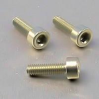Алюминиевый болт Pro-Bolt M3 x (0,5mm) x 10mm, серебр.