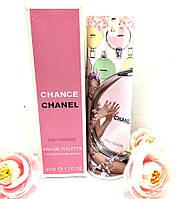 Женский мини-парфюм Chanel Chance Eau Tendre Travel Tube 50 мл