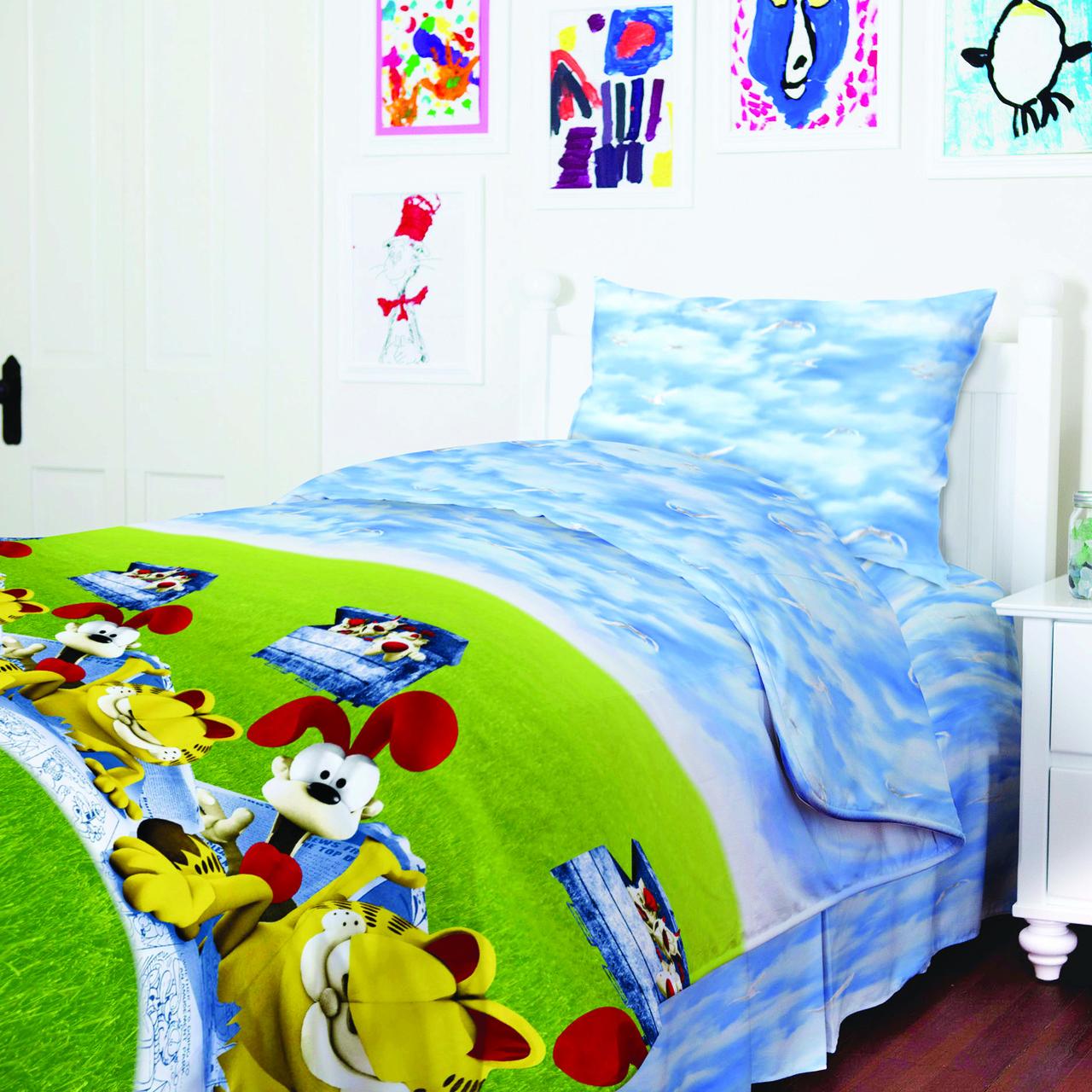 Комплект постельного белья ТЕП Гарфилд_950 Подростковый