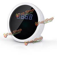 YS-T19 1080p p2p Wi-Fi Будильник IP-камера безопасности поддержка 32Гб TF карта для ПК андроид iPhone