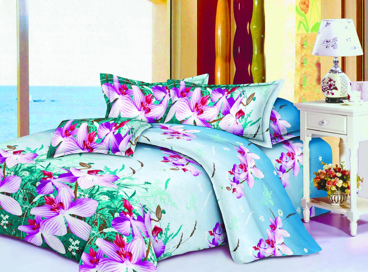 Комплект постельного белья ТЕП Дикая орхидея_106