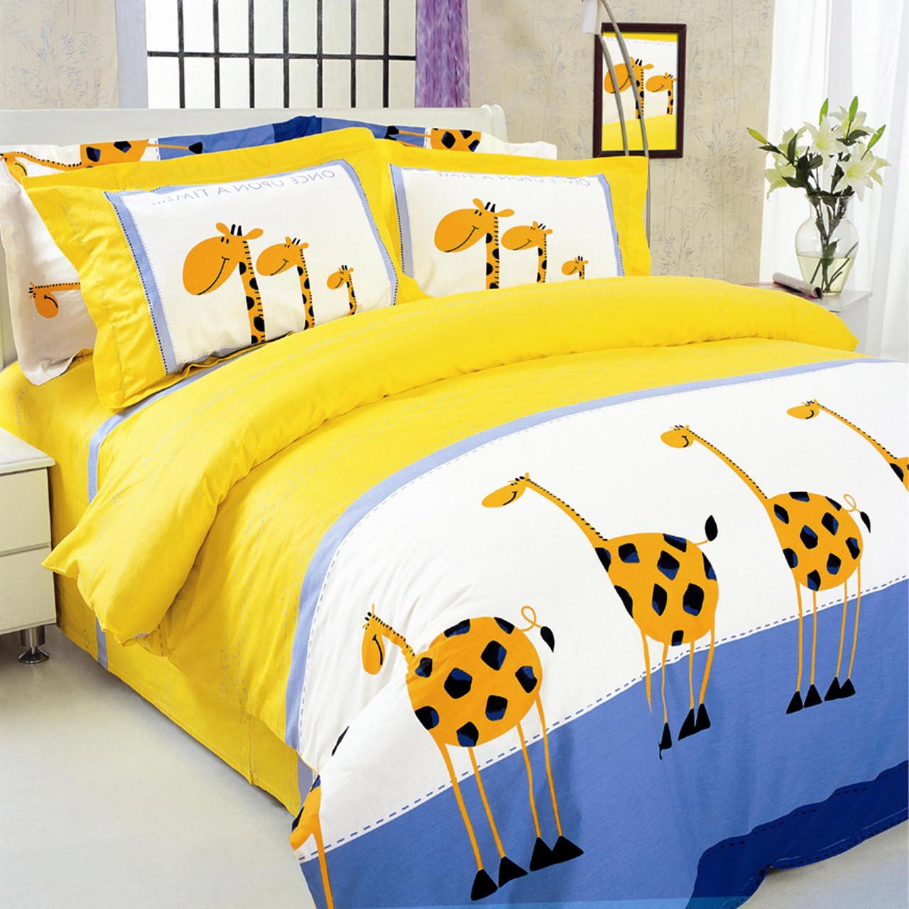 Комплект постельного белья ТЕП Жирафы_604