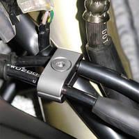 Алюминиевый разделитель шлангов Pro-Bolt, серебр.
