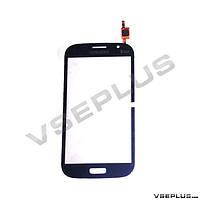 Тачскрин (сенсор) Samsung I9080 Galaxy Grand / I9082 Galaxy Grand Duos, синий
