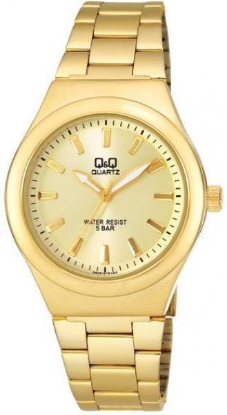 Часы Q&Q Q836-010Y оригинал классические наручные часы