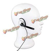 2 контактный ухо наушник микрофон PTT гарнитура для Baofeng Мясорубки UV-5R 777 888s Kenwood PUXING Wouxun HYT
