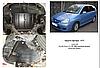 Защита двигателя Suzuki Liana 2005-2007 V-1.6