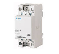 Контактор модульний Eaton Z-SCH230/25-40