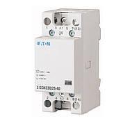 Контактор модульний Eaton Z-SCH230/25-22