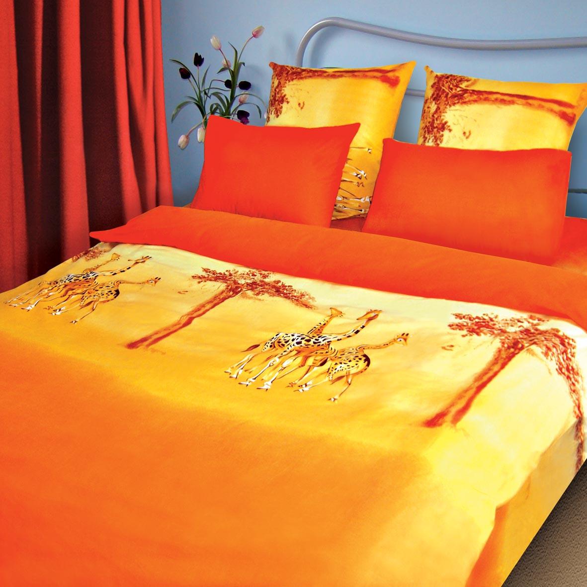 Комплект постельного белья ТЕП Сафари_727