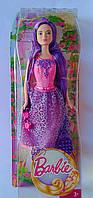 Кукла Барби Длиноволосая DKB59 DKB56 Mattel Китай