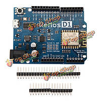 Wemos d1 R2 доска развития Wi-Fi esp8266 программа совместима Arduino UNO Arduino IDE по