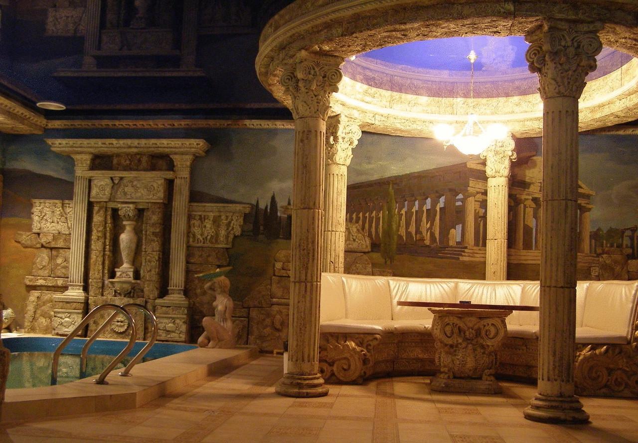 Римская баня Терма в Рассрочку в Харькове