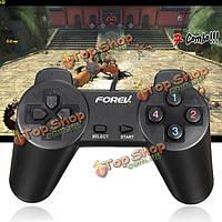 Forev 2 оси контроллер ручка игры USB2.0 проводной джойстик геймпад для ПК планшет
