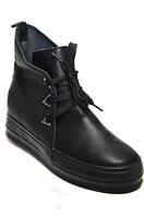 Женские ботинки (арт.W-18 черн.), фото 1
