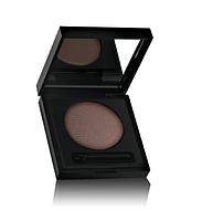 Тени для бровей Матовые темно-коричневые (Dark Brown) Browsetter Eyebrowshadow Matt Paese