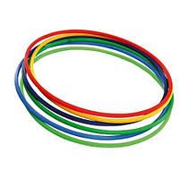 Обруч пластик d=79см, вир.Китай, колір в асорт.