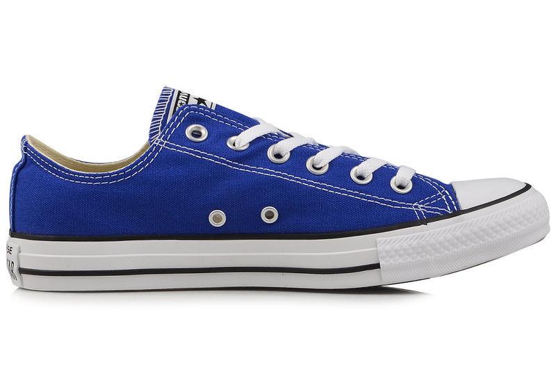 Кеди Converse All Star Electric Blue