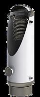 Теплоаккумулирующая емкость ТАЕ-ТО-Г- 800 литров ( ревизия,гофрированный теплообменик,без изоляции)