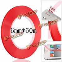6мм двусторонний скотч акриловый клей для iPhone батареи телефона экране дисплея объектив ЖК
