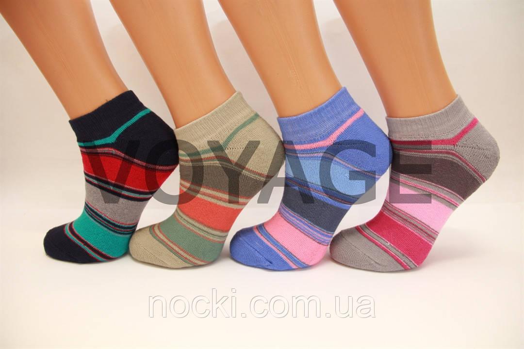 Женские носки махровые короткие с хлопка РР Ф8