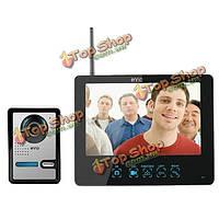 SYSD sy903faw11 9-дюймов беспроводной видео домофон фотографий запись обнаружения движения Bell безопасности