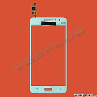 Тачскрин (сенсор) Samsung G531 Galaxy Grand Prime, белый