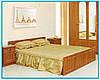 Кровать КИМ 160, двуспальная