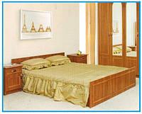 Кровать КИМ 160, двуспальная, фото 1
