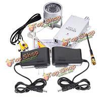 1.2-граммовая камера CCTV 30 LED ir ночное видение наружное радио CMOS приемник аудио/видео камеры