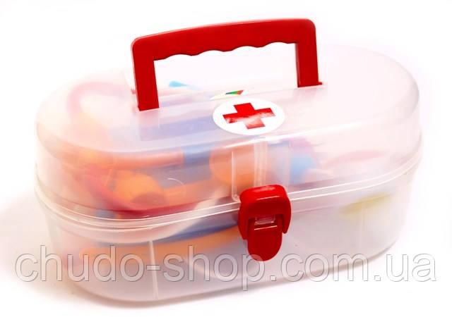 Детский набор доктора в чемодане Орион (914), фото 1