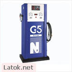 Установка для накачки шин азотом G-5 E-1136