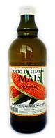 Кукурузное масло первого холодного отжима Olio di semi di mais Nordolio 1 л.