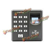 Realand m10 традиционный отпечаток пальца биометрическая дверная система управления доступом карты