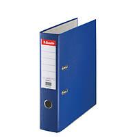 Папка-регистратор Esselte Эко A4 ,75 мм, синий (11255)