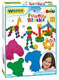 Конструктор Funny blocks 36 элементов (41830), фото 2