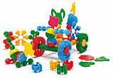 Конструктор Funny blocks 36 элементов (41830), фото 3