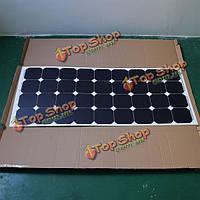18v 100Вт эффективная полу гибкая солнечная батарея на 1050мм x 550мм